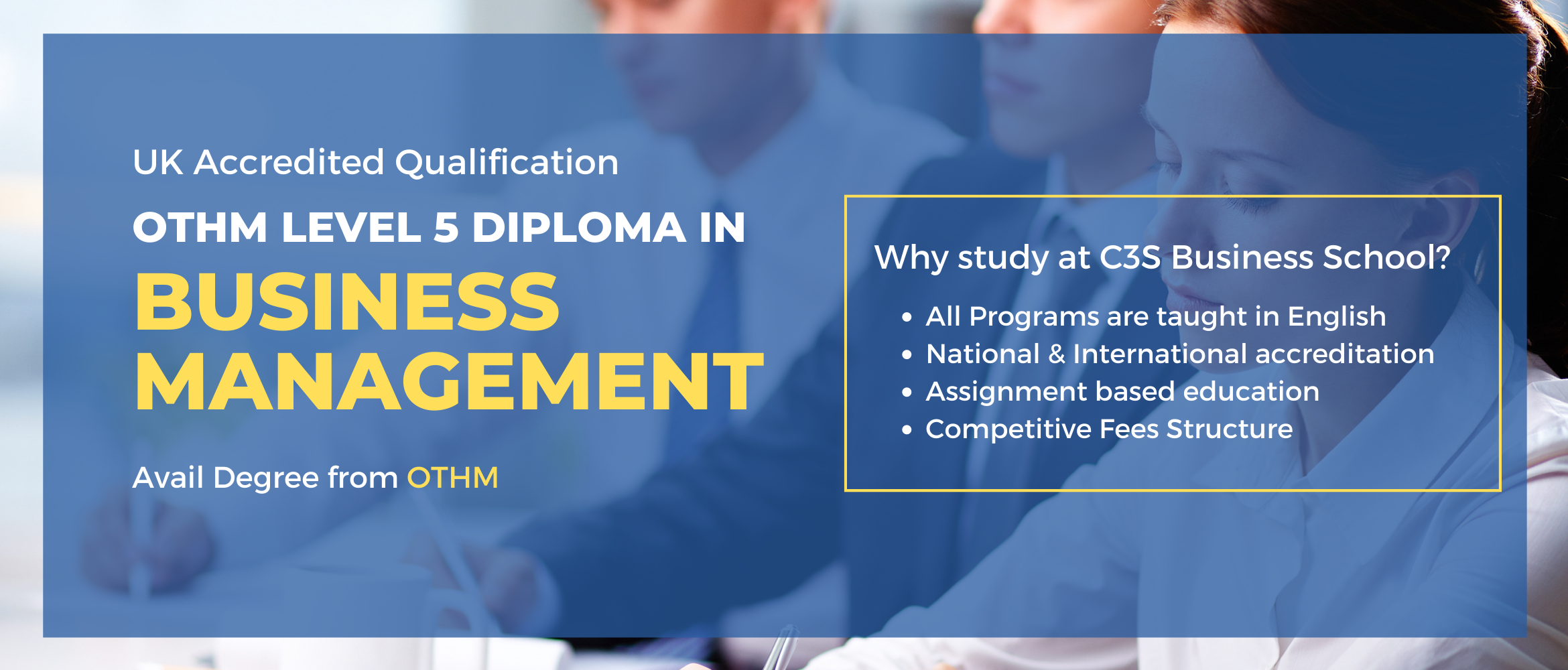 Diploma level 5 Business Management 1