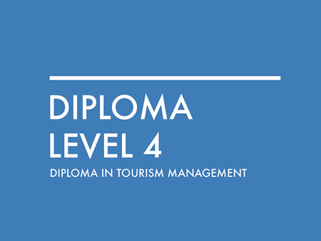 Diploma Level 4 in Tourism & Hospitality Management