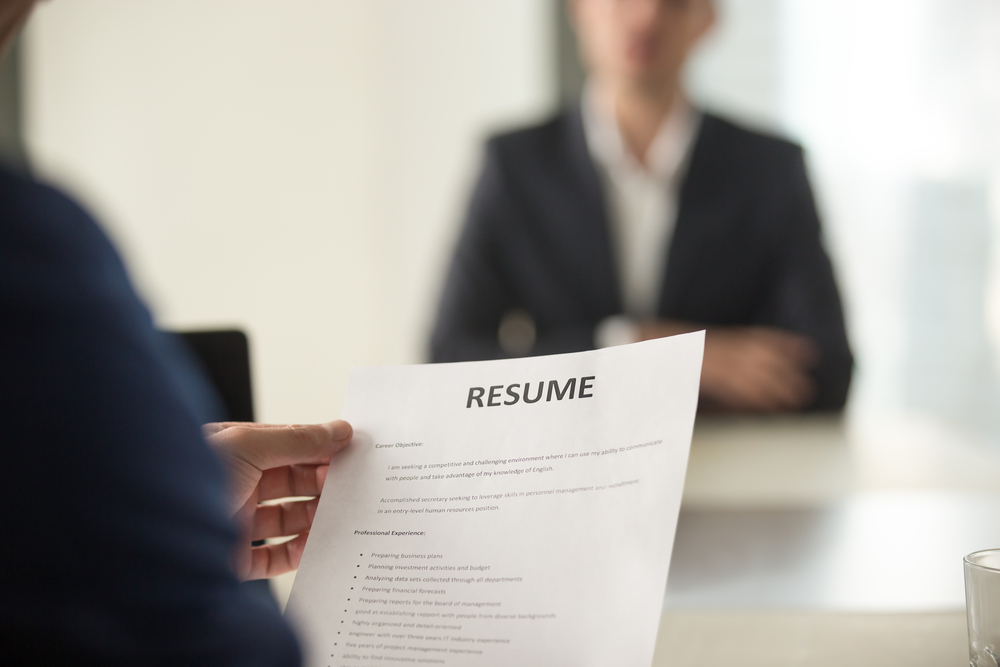 What to Keep and What to Avoid in Resume