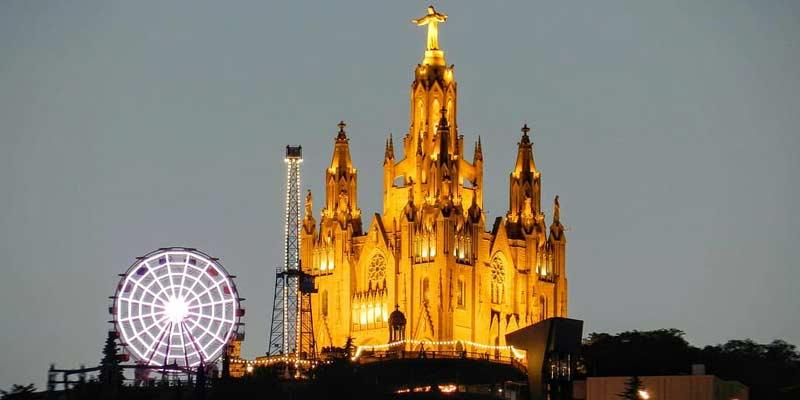 Famous Landmarks Barcelona
