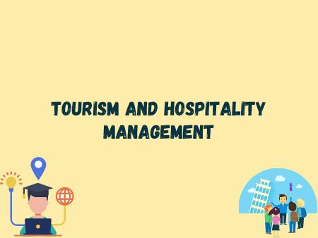 Tourism & Hospitality Management