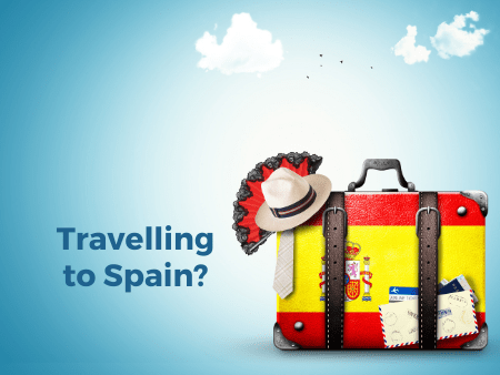 Travelling to Spain