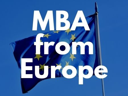 Why to pursue an MBA from Europe